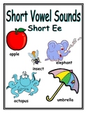 Vowel Sounds - Short Ee Sound