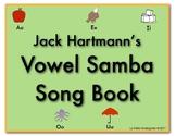 Vowel Sounds Song Book