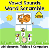 Vowel Sounds Game with Long Vowels & Short Vowels - Smartb