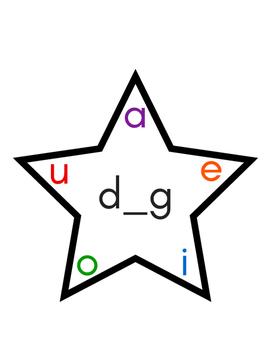 Vowel Stars