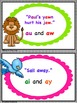 Vowel Teams Posters | Reference Cards | Vowel Sounds Poster