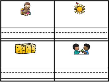 Vowel Team Build It Cards