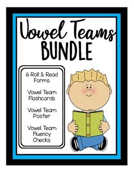Vowel Team Instructional Bundle!