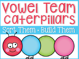 Vowel Team Caterpillars