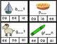 Vowel Team Clip Cards
