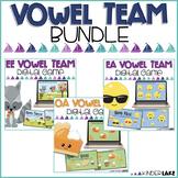 Vowel Teams Activity: Interactive Games Bundle