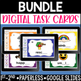 Vowel Team Digital Task Cards BUNDLE