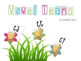 Vowel Team: EA, EE & EY