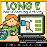 Long E Spelled EE Vowel Team Digital Activity Google PowerPoint PDF Boom Cards