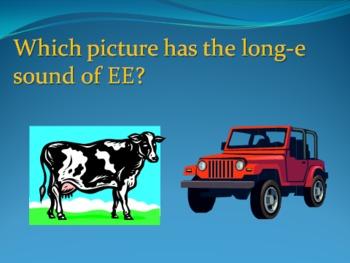 Vowel Team EE PowerPoint