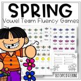 Spring Vowel Team Activities
