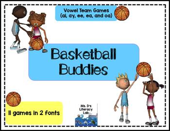 Vowel Teams (Basketball)