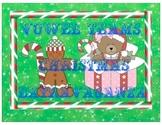Vowel Team Games Christmas Extravaganza