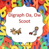 Digraph Oa, Ow Scoot Game