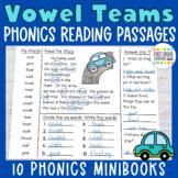 Vowel Teams Mini Books