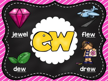 Vowel Team Posters
