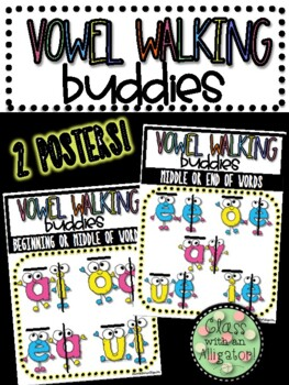 Reading Horizons: Vowel Team Posters