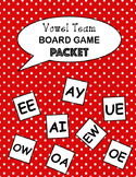 Vowel Team Practice Game Packet