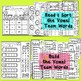 Long Vowel Teams No Prep Printables for Long Vowel Pairs