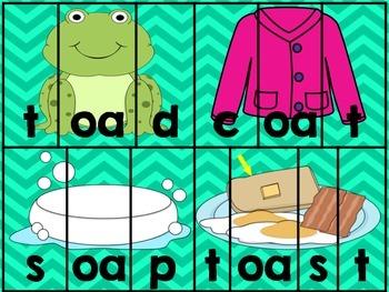 Vowel Team Puzzles