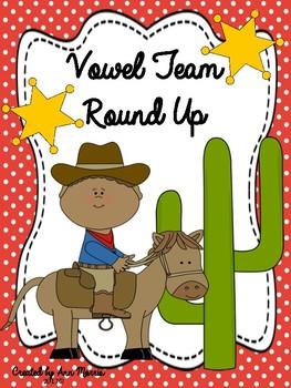 Vowel Team Round Up