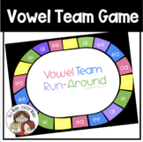 Vowel Team Run-Around