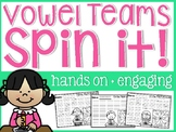 Vowel Team Spin It