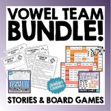Vowel Team Stories and Board Game Pack! - ie ai ay ue ui o