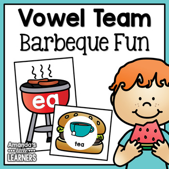 Vowel Team Summer Barbecue