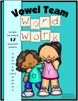 Vowel Team Word Work