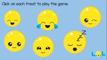 Vowel Teams: ea Interactive Game