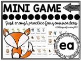 Vowel Team ea Phonics Mini Game