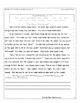 Vowel Team ee & ea  Decodeable Story/Fluency Practice + Ru