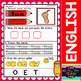 Vowel Team (oa-oe-ow / a-e-w sounds like o) Printables (Color and B&W Versions)