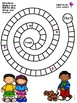 Vowel Team oa,ow PHONICS BOARD Game