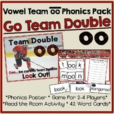 Vowel Team /oo/ Phonics Game Pack