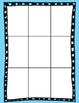 Vowel Team/Digraph Grid Game - Phonics Center