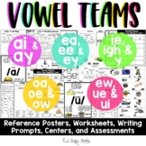 Long Vowel Teams: The Bundle