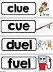 Vowel Teams! A Phonics Unit: ue - ew