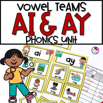 Vowel Teams AI & AY