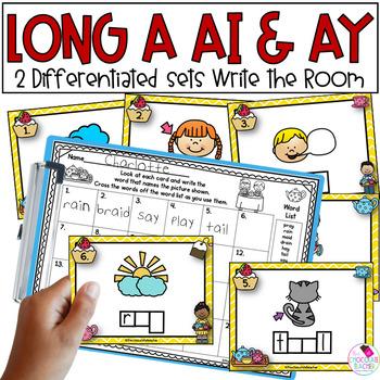AY & AI Write the Room