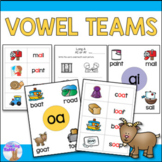 Vowel Teams Activities