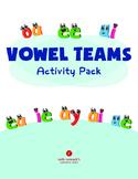 Vowel Teams Activity Pack