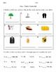 Vowel Teams Assessment