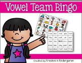 Vowel Teams Bingo