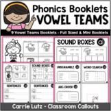 Vowel Teams Multi Skill Phonics Booklets