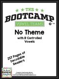 Vowel Teams Bootcamp (No Theme)