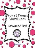 Vowel Teams Center