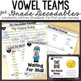 Vowel Teams Decodable Texts BUNDLE