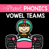 Vowel Teams Digital Activity: Phast Phonics Vowel Team Edi
